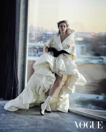 Gigi Hadid for Vogue Arabia March 2019-3