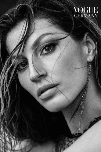 Gisele Bundchen Vogue Germany April 2019-5