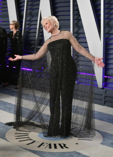 Glenn Close in Armani Prive-3