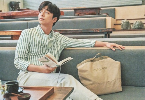 Gong Yoo for Epigram Spring 2019 Campaign-7