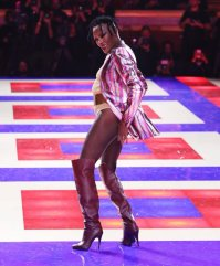 Grace Jones X Zendaya X Tommy Hilfiger show-1
