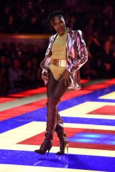 Grace Jones X Zendaya X Tommy Hilfiger show-2