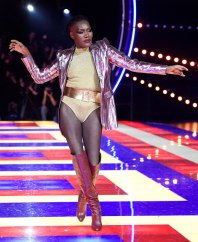 Grace Jones X Zendaya X Tommy Hilfiger show-4