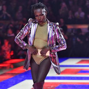 Paris Fashion Week Autumn/Winter 2019/2020 - Tommy Hilfiger - Catwalk