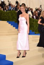 Gwyneth Paltrow in Calvin Klein for 2017 Met Gala