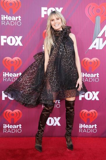iHeartRadio Music Awards, Arrivals, Microsoft Theater, Los Angeles, USA - 14 Mar 2019