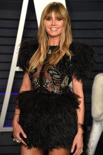 Heidi Klum in Elie Saab Spring 2018 Couture-1