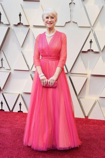 Helen Mirren in Schiaparelli