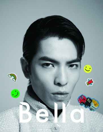 Jam Hsiao for Citta Bella Taiwan March 2019-10