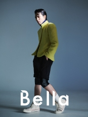 Jam Hsiao for Citta Bella Taiwan March 2019-11