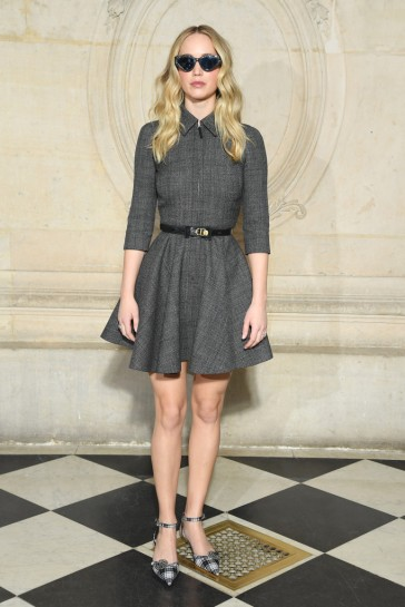 Jennifer Lawrence in Dior-1