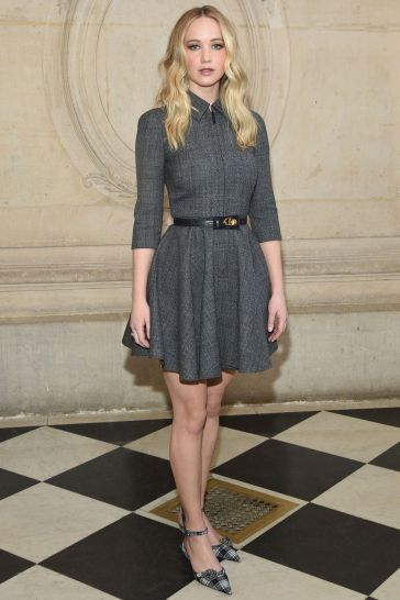 Jennifer Lawrence in Dior-4