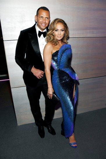 Jennifer Lopez in Zuhair Murad Spring 2019 Couture