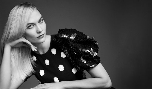 Karlie Kloss Carolina Herrera Good Girl 2019 Campaign-2