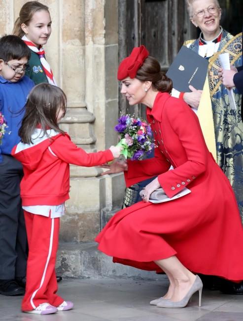 Kate Middleton in Catherine Walker-5