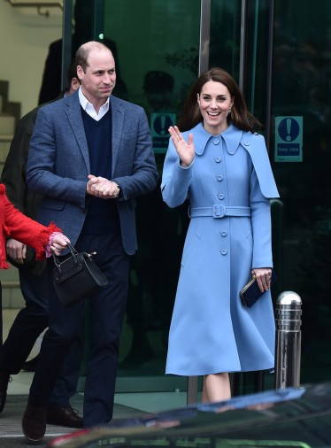 Kate Middleton in Mulberry Fall 2018-12