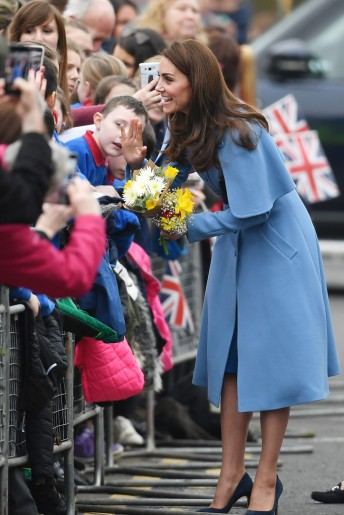 Kate Middleton in Mulberry Fall 2018-7