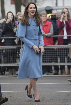 Kate Middleton in Mulberry Fall 2018-8