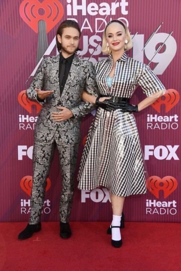 Katy Perry in Paskal Fall 2018