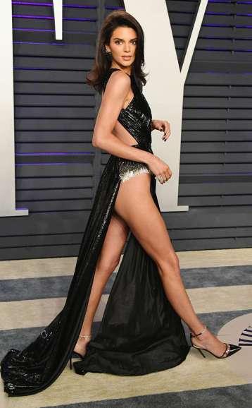 Kendall Jenner in Rami Kadi Spring 2019 Couture-2
