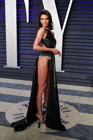 Kendall Jenner in Rami Kadi Spring 2019 Couture-4