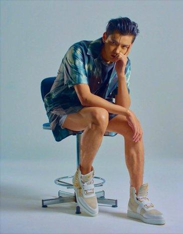 Kris Wu for Crash Magazine Spring Summer 2019-2