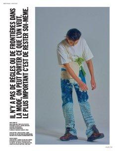Kris Wu for Crash Magazine Spring Summer 2019-5