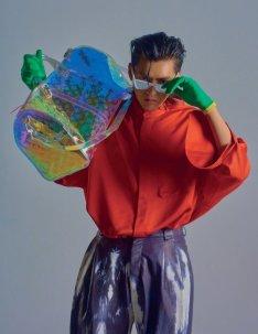 Kris Wu for Crash Magazine Spring Summer 2019-6