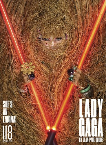 Lady Gaga V Magazine March April 2019 Cover