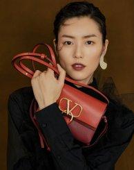 Liu Wen in Valentino Spring 2019-3
