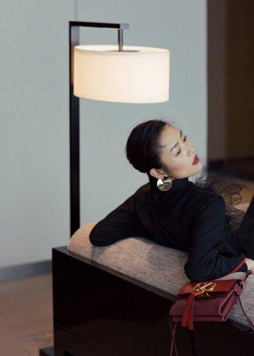 Liu Wen in Valentino Spring 2019-6