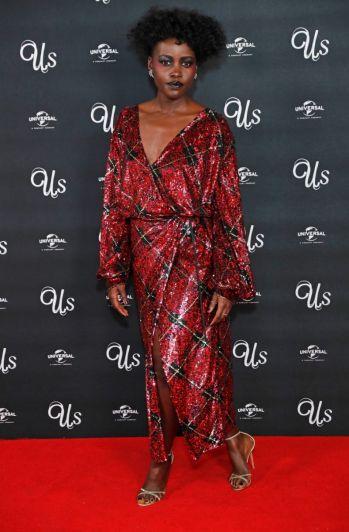 Lupita Nyong'o in Attico Fall 2018-6