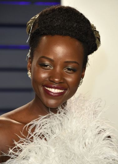 Lupita Nyong'o in Oscar de la Renta Fall 2019-5