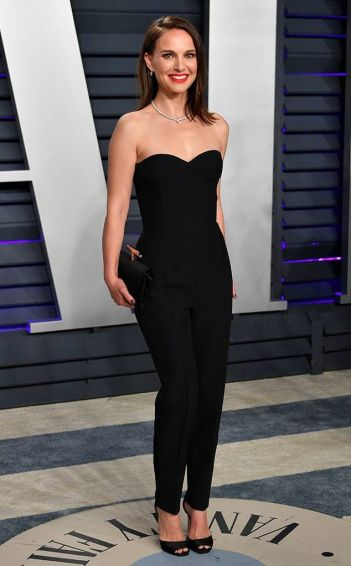 Natalie Portman in Dior Spring 2019 Couture-2