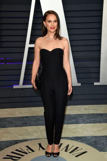Natalie Portman in Dior Spring 2019 Couture