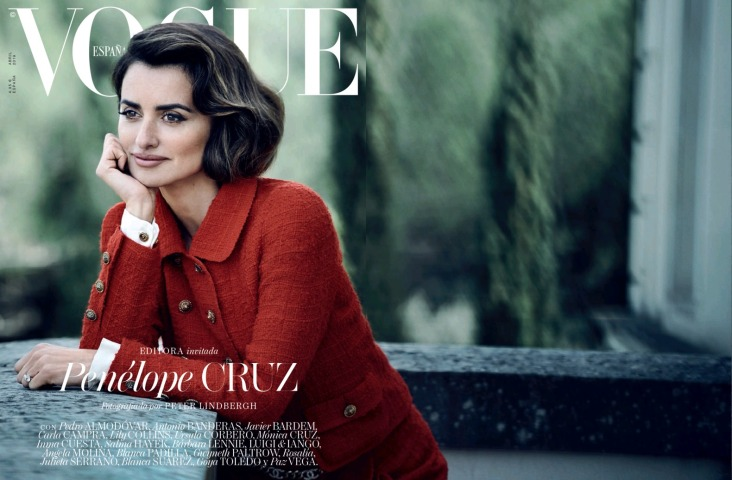 Penélope Cruz Vogue Spain April 2019-14