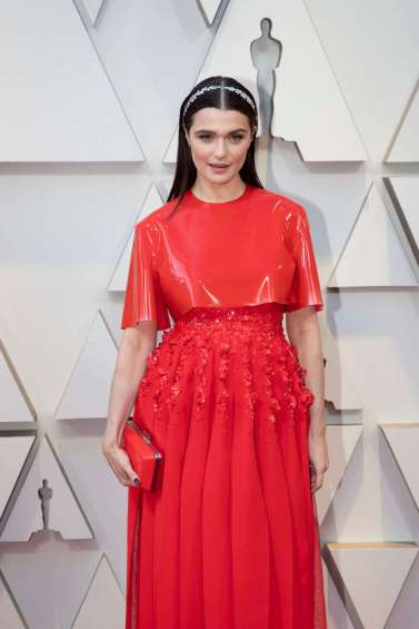 Rachel Weisz in Givenchy Spring 2019 Couture-2