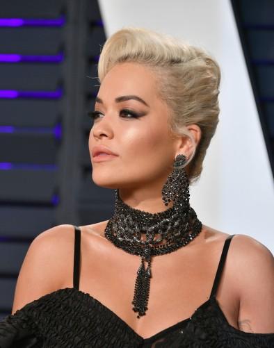 Rita Ora in Alexander McQueen Spring 2018-1