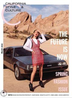 Rosie Huntington-Whiteley C Magazine March 2019-10