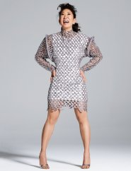Sandra Oh InStyle US April 2019-2