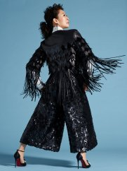 Sandra Oh InStyle US April 2019-3