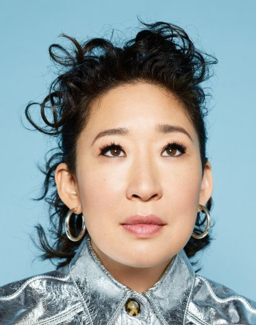 Sandra Oh InStyle US April 2019-6