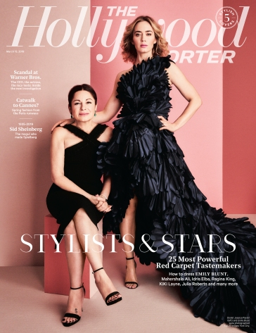 Stars Of Style X The Hollywood Reporter March 2019 Cover B