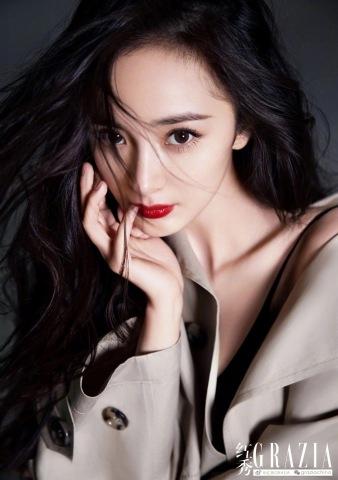 Yang Mi for Grazia China March 2019-2