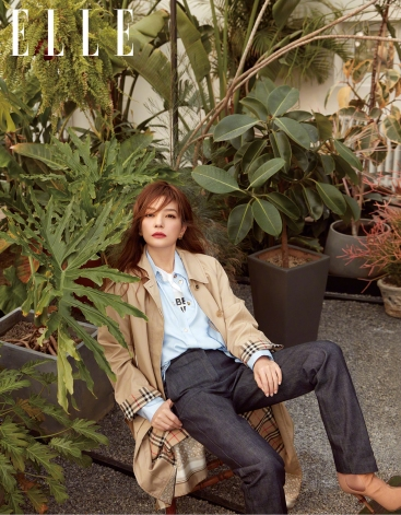 Zhao Wei for ELLE China April 2019-7