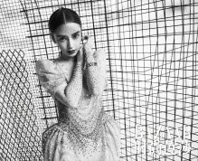 Angelababy for Harper's Bazaar China May 2019-1