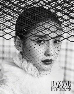 Angelababy for Harper's Bazaar China May 2019-11