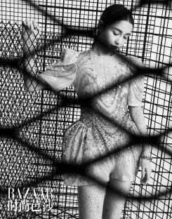 Angelababy for Harper's Bazaar China May 2019-12