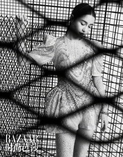 Angelababy for Harper's Bazaar China May 2019-12
