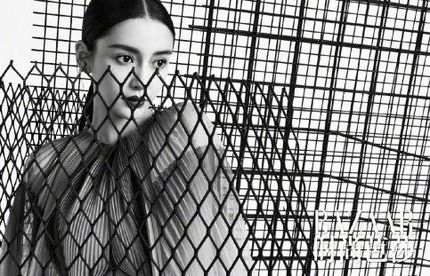 Angelababy for Harper's Bazaar China May 2019-13